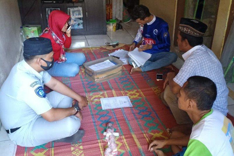 Warga Semarang jadi korban Laka di Yogyakarta, Jasa Raharja Jateng serahkan santunan
