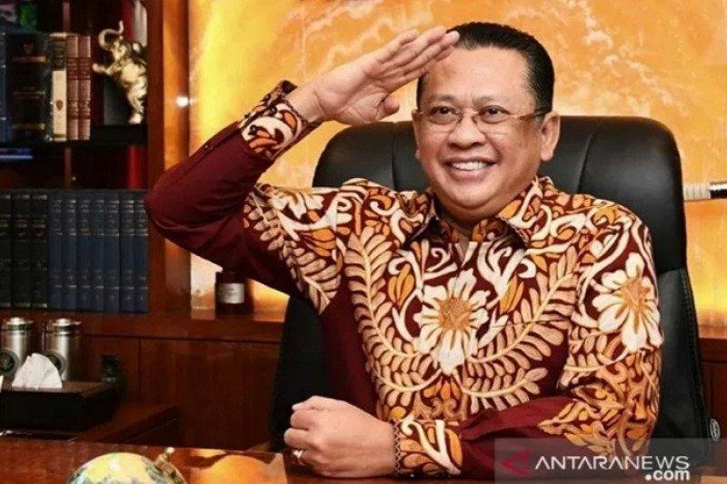 Peringatan Sumpah Pemuda, Ketua MPR Bamsoet: Era kolaborasi harus dikedepankan