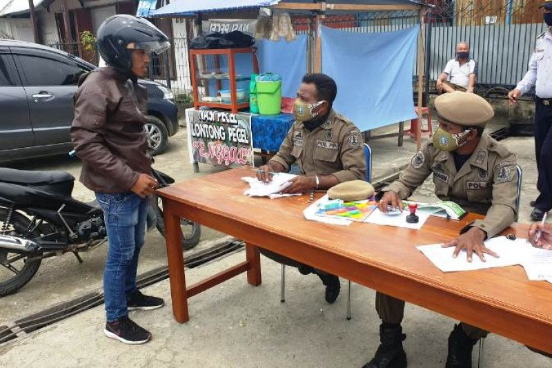 Jubir Satgas: Dana hasil denda pendisplinan prokes masuk kas daerah