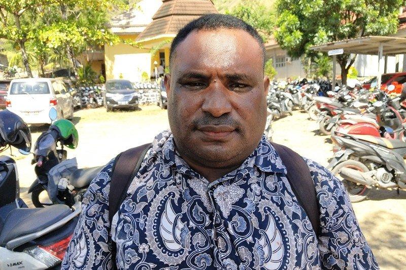 PGRI Jayapura awasi pelaksanaan KBM sekolah di zona hijau