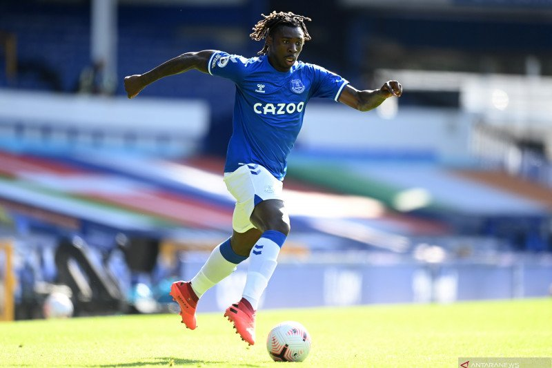 Everton akan pinjamkan Moise Kean ke PSG