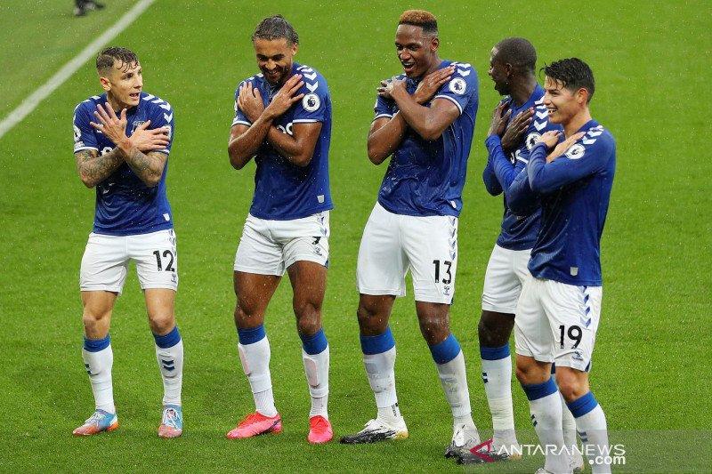 Jadwal Liga Inggris 17-20 Oktober, ambisi sempurna Everton diuji Liverpool