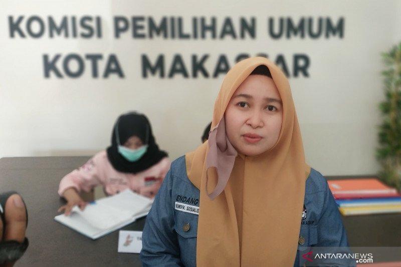 KPU Kota Makassar cari 21.510 orang petugas KPPS