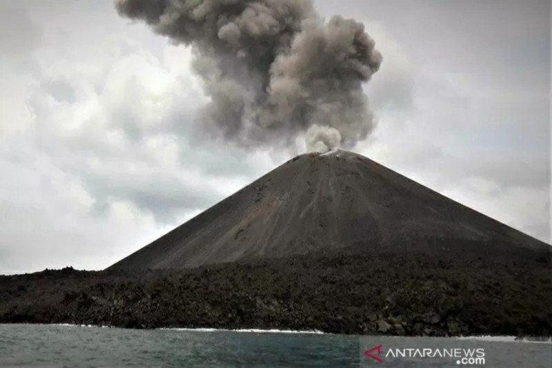 BMKG sebut hoaks,  rekaman suara letusan Krakatau sebabkan gempa