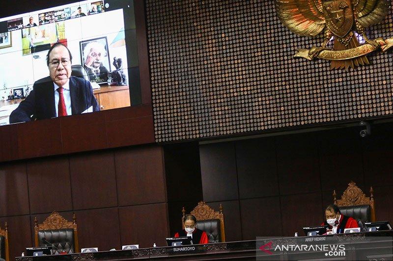 MK: Tidak ada bukti Rizal Ramli pernah diusung partai sebagai capres