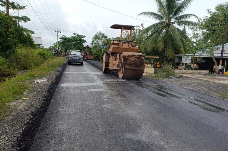Rp1,43 Miliar untuk perbaikan Jalan Selimau