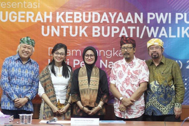 PWI Pusat undang bupati/wali kota yang komit kebudayaan