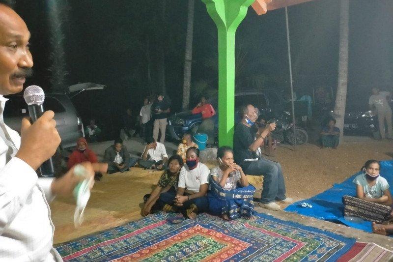 Calon Bupati di Sabu Raijua kesulitan kampanye daring