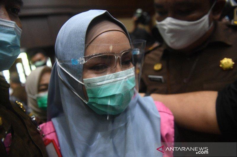 Sidang jaksa Pinangki ditunda sebab  PN Jakarta Pusat tutup
