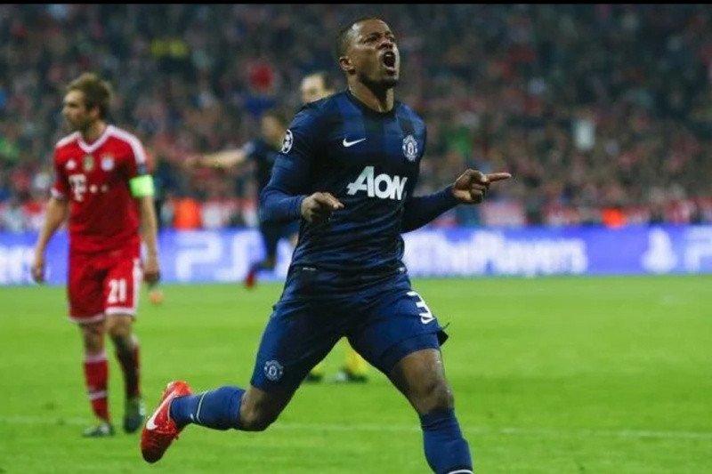 Evra emosional kecam United setelah kalah dari Spurs