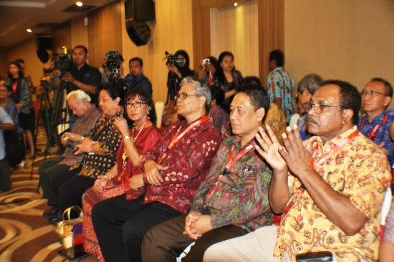 Sosok: James Modouw dorong Indonesia perkuat kerjasama budaya Melanesia