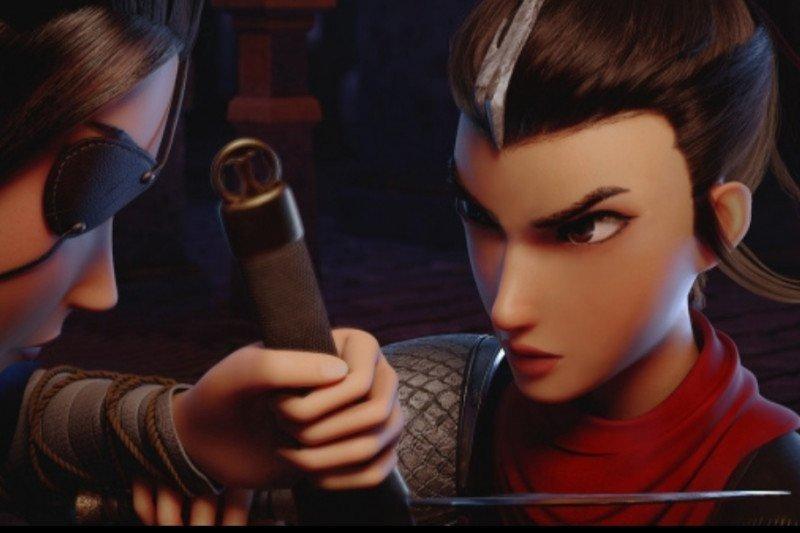 'Mulan' dibuat ulang oleh studio animasi China