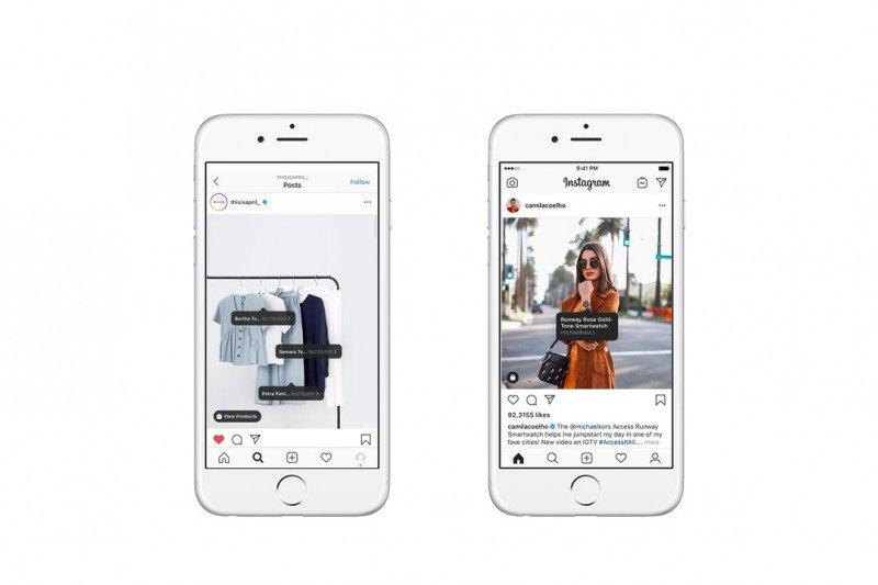 Instagram luncurkan fitur Shopping untuk dukung transformasi digital UMKM
