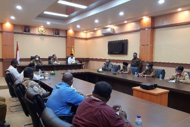 Pjs Bupati Ridwan:  semua pihak ciptakan situasi kondusif Keerom