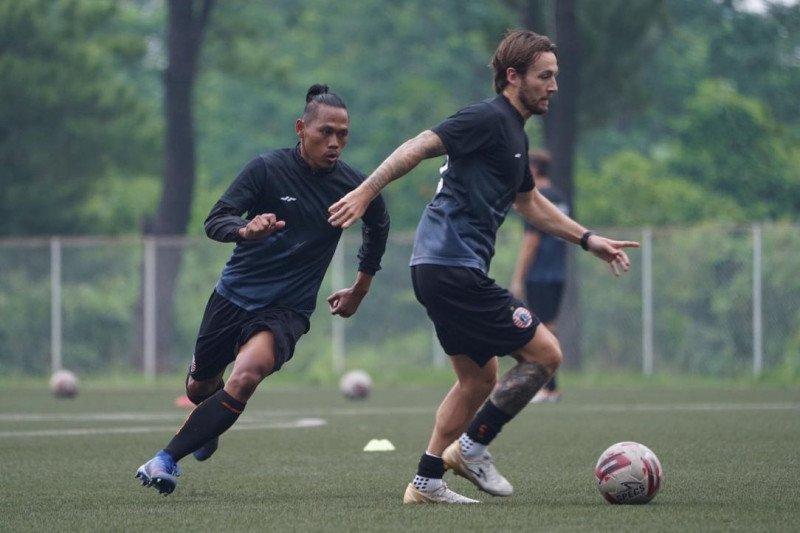 Persija cetak tujuh gol melawan tim junior