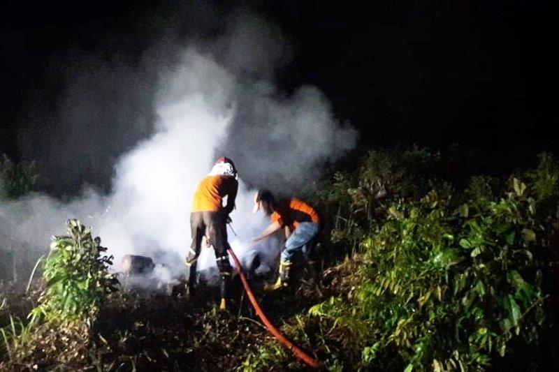 BPBD mencatat ada 281 titik panas di Kapuas