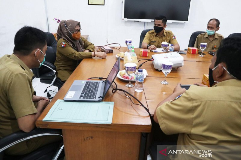 Sekda Kota Bogor minta Diskominfo membangun
