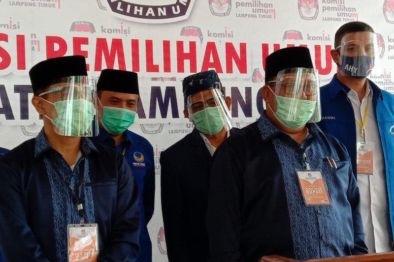 Partai Garuda dan Berkarya dukung Yusran-Kisworo di Lampung Timur