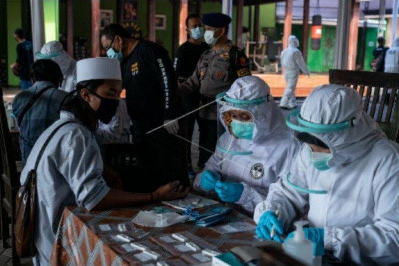 Yogyakarta tanggung biaya uji swab pasien tracing COVID-19