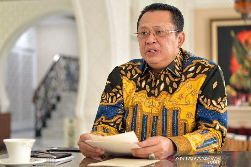 """Ketua MPR Bamsoet terima penghargaan """"Rising Star of Democracy"""""""