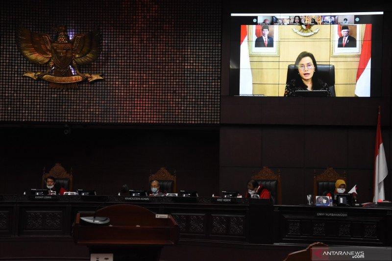 Menteri Sri Mulyani: Butuh gotong royong semua otoritas hadapi krisis COVID-19
