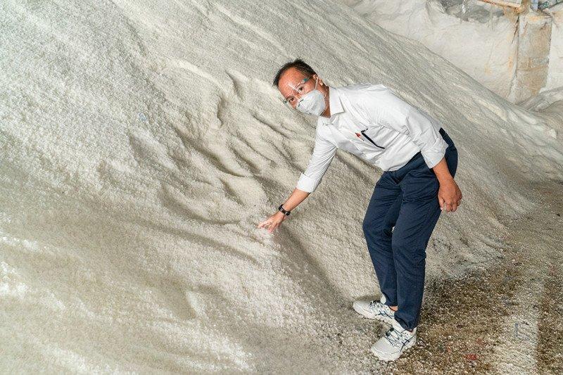 Kemenperin petakan strategi untuk tingkatkan produksi garam lokal