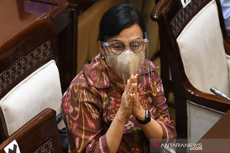 Menkeu Sri Mulyani raih penghargaan Menkeu Terbaik Asia Timur Pasifik 2020