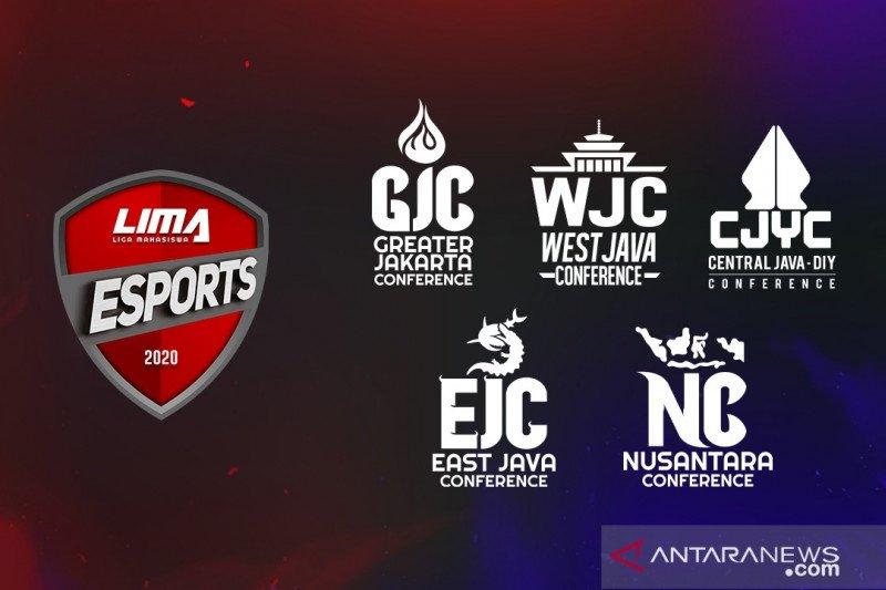 26 kampus ramaikan lomba Nusantara Conference LIMA Esports