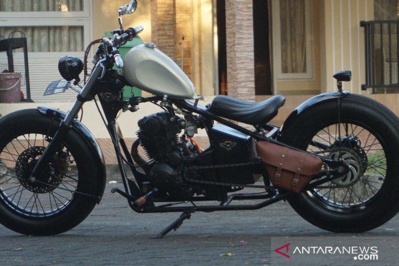 'Motorcycle Inspection 2020' Jadi Ajang Pamer Builder Sulawesi Utara