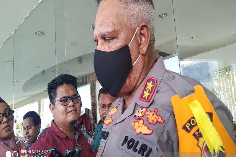 Kapolda Papua: Tidak ada penambahan personel ke Intan Jaya