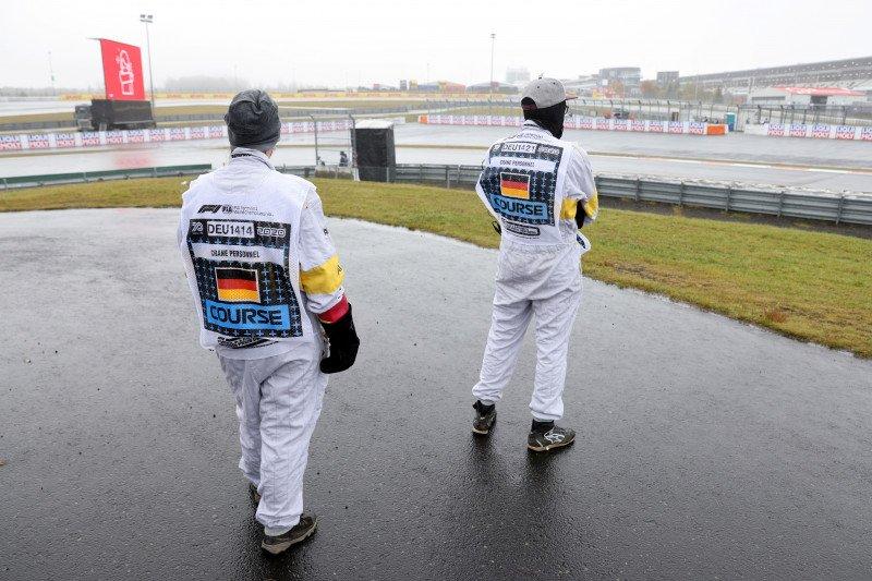 FIA siapkan rencana cadangan antisipasi cuaca buruk di Nurburgring Jerman