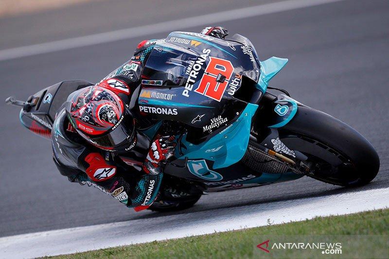 Quartararo raih pole position GP Prancis