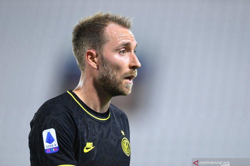Penyebab Christian Eriksen merasa frustasi di Inter Milan