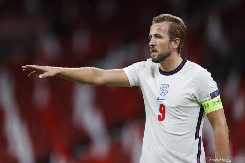 Harry Kane bisa absen bela Inggris lawan Belgia karena cedera