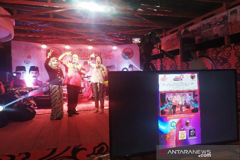 DPC PDIP Kobar gelar kampanye virtual