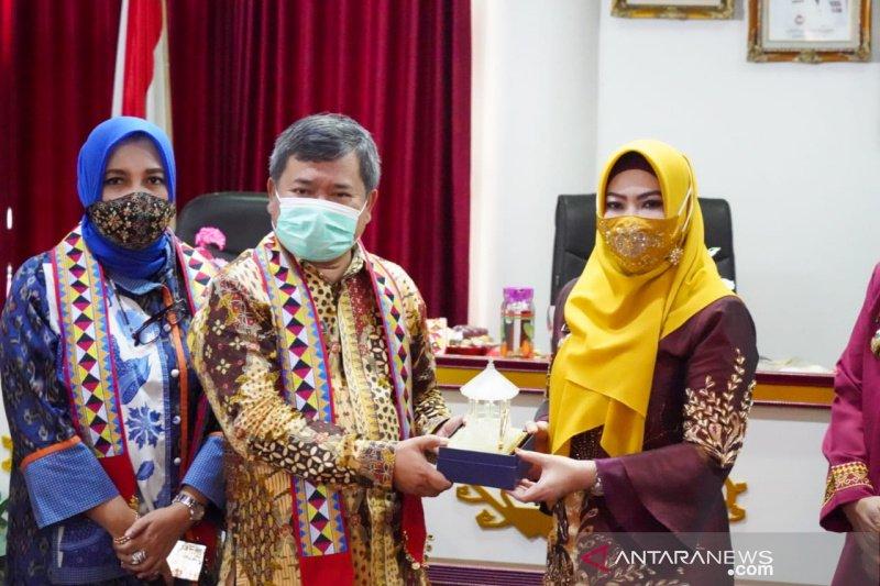 Pemkab Garut belajar Program Kampung Iklim dari Tanggamus, Lampung