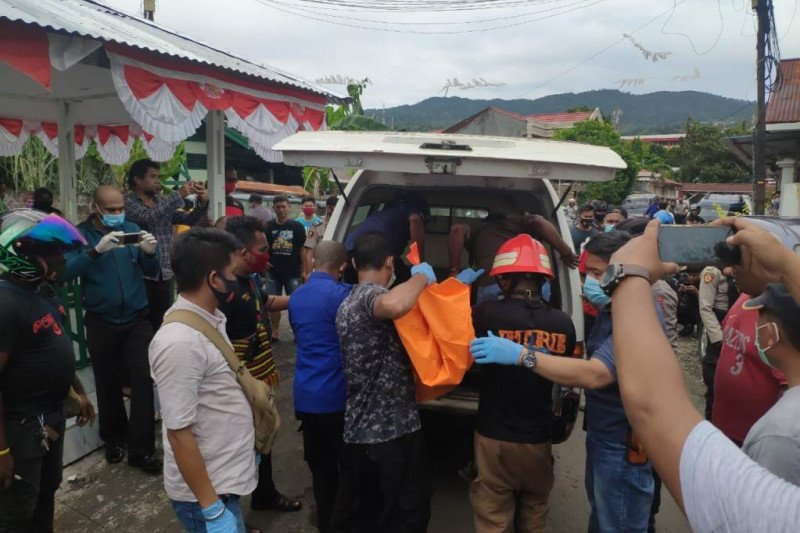 Satu warga korban dilaporkan tewas dalam kebakaran di Distrik Jayapura Utara