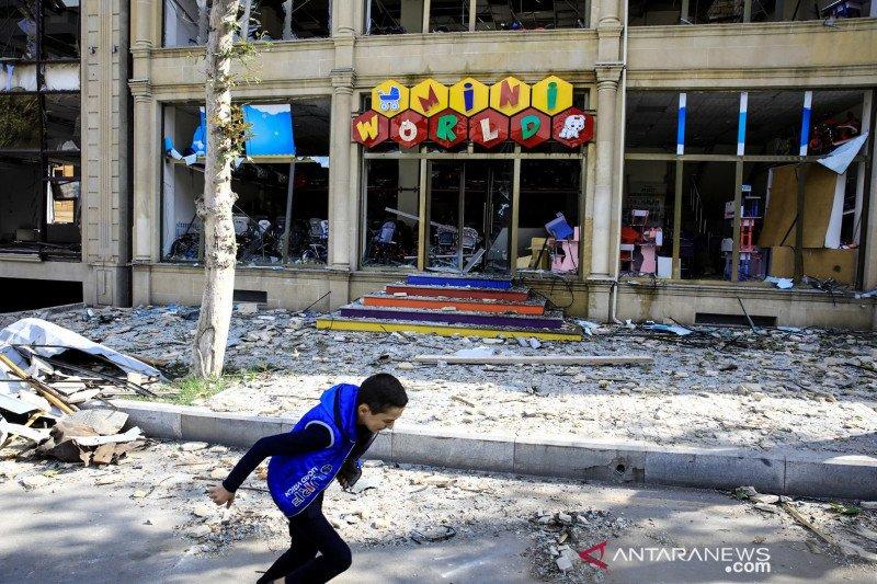 Armenia siap gencatan senjata  di Nagorno-Karabakh