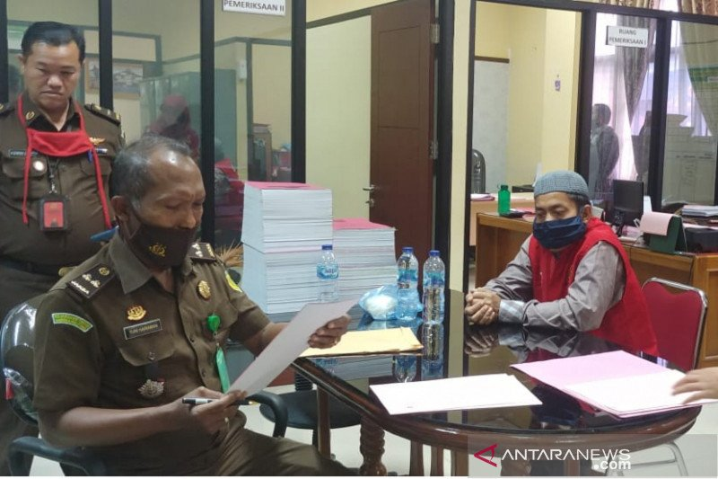 Oknum ASN lakukan penyelewengan dana infak Masjid Raya