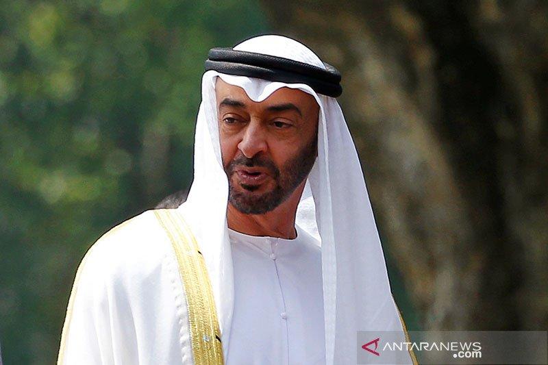 Putra Mahkota Abu Dhabi bahas hubungan ekonomi dengan PM Libya