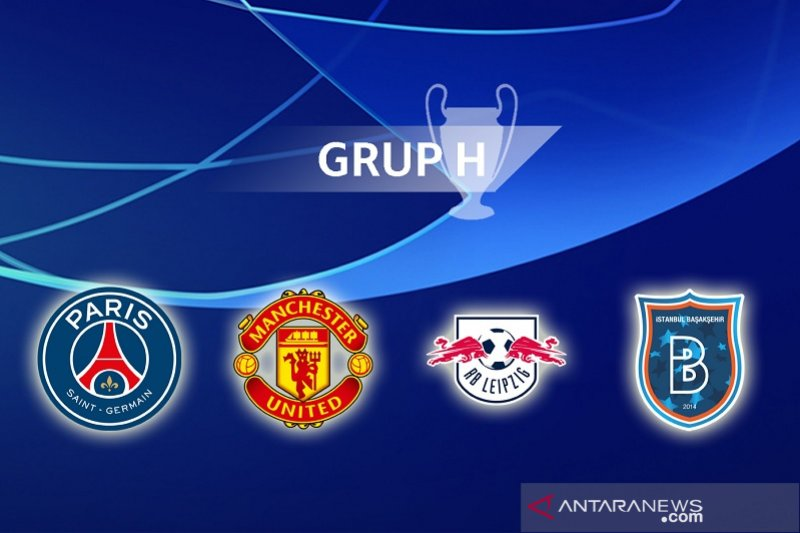 Grup H Liga Champions: Restart PSG menggapai mimpi angkat si kuping besar
