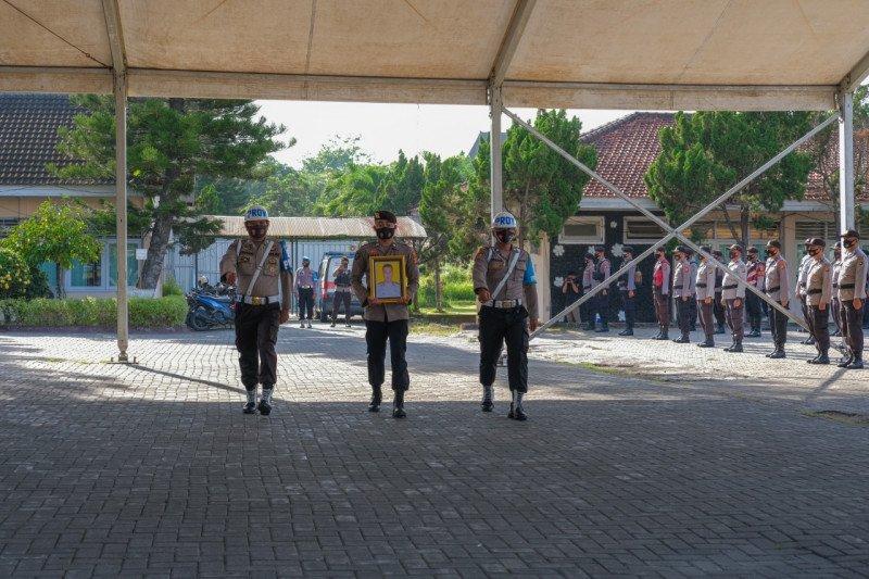 Satu anggota Polres Lombok Tengah dipecat