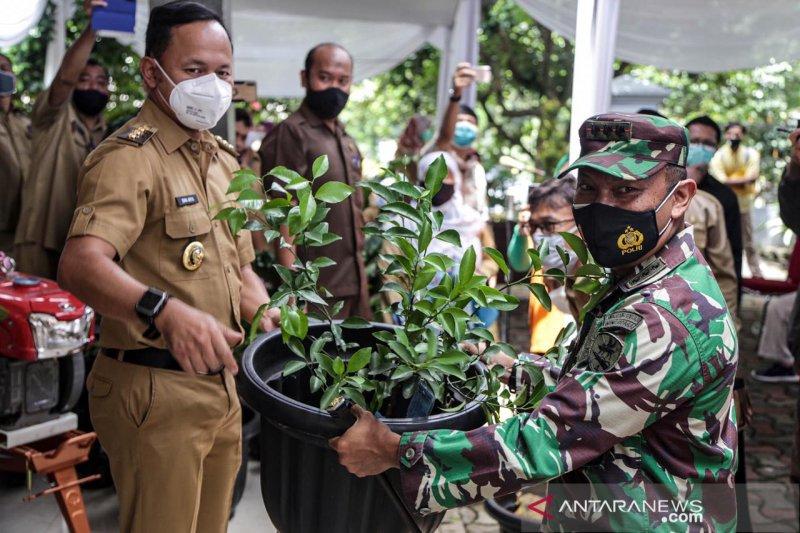 Pemkot Bogor dorong pengembangan sektor pertanian perkotaan