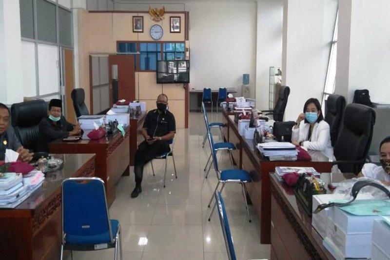 DPRD Kalteng siap menerima aspirasi mahasiswa terkait UU Cipta kerja