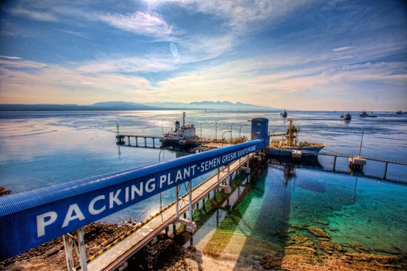 SG suplai 150 ribu ton semen pembangunan kereta cepat Jakarta-Bandung