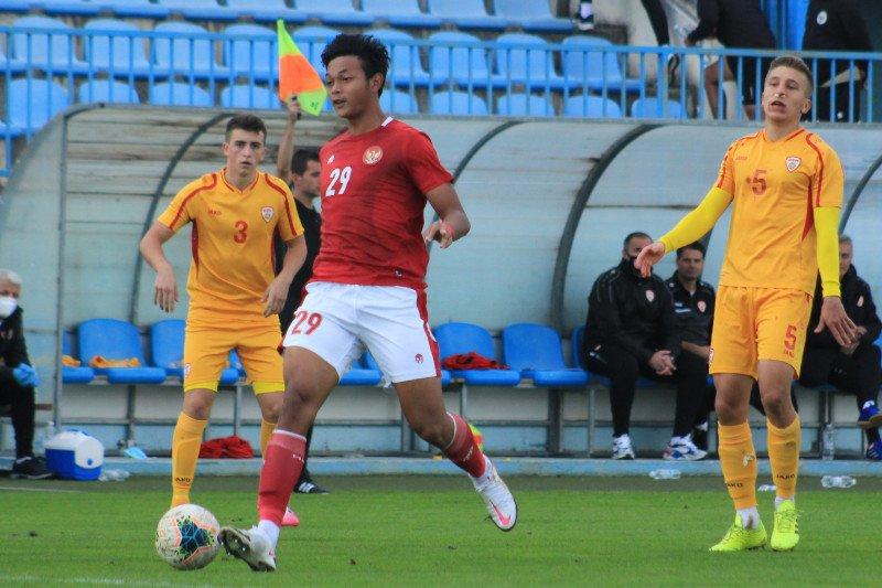 Shin Tae-yong tegaskan pemain Timnas U-19 bisa berganti posisi