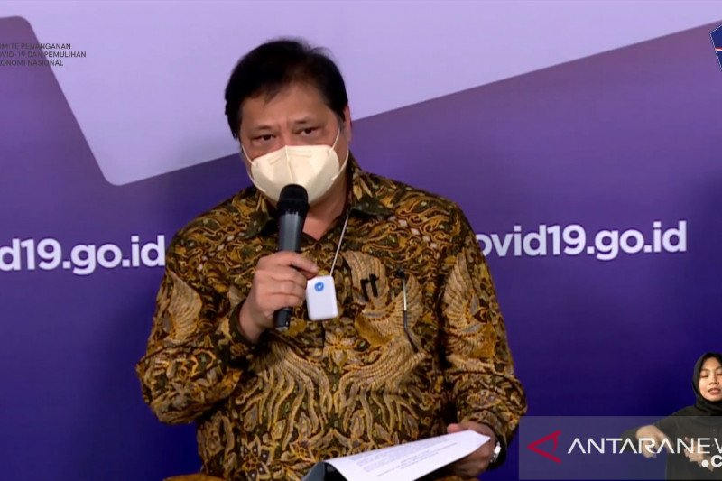 Airlangga Hartarto ajak pengusaha Jerman tingkatkan investasi di Indonesia