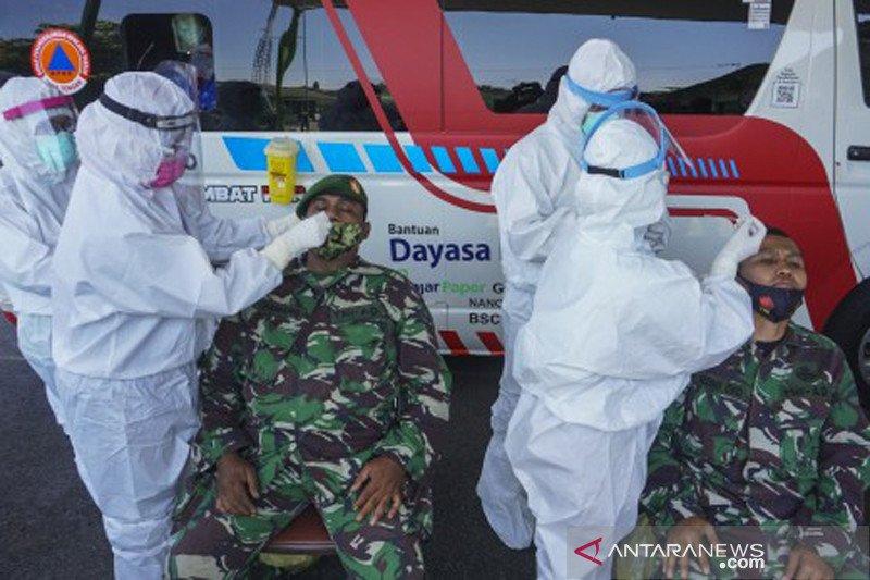 Kata Bupati Alor: 10 personel TNI dari Bali terkonfirmasi positif COVID-19