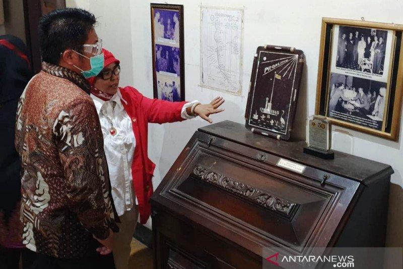 Museum A.K Gani Palembang terus berbenah tarik  generasi muda