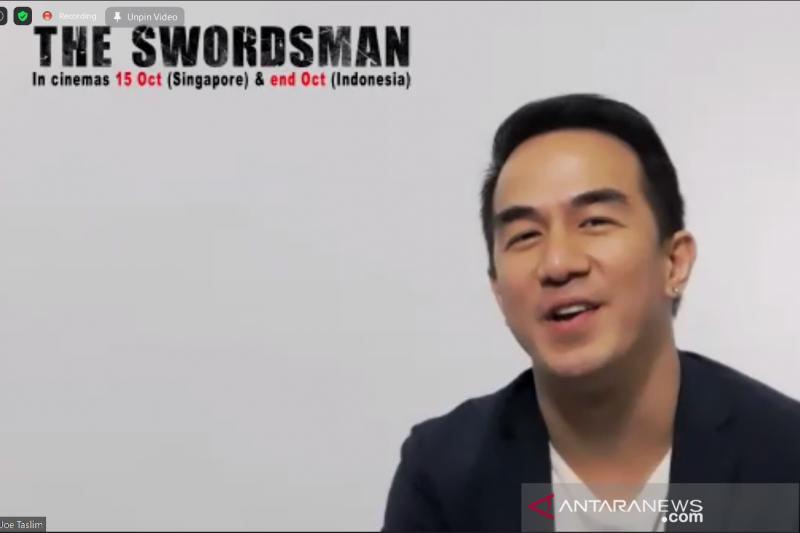 """Film """"The Swordsman"""" diperankan Joe Taslim dan Jang Hyuk, jadi pembuka KIFF 2020"""